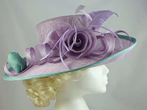 Blackberry Hats Lilac Events Hat